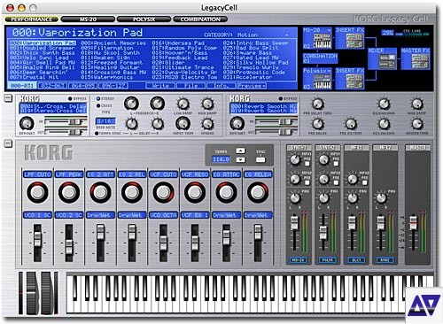Korg Legacy Special Collection - provst.net