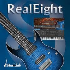 MusicLab RealEight Crack - provst.net