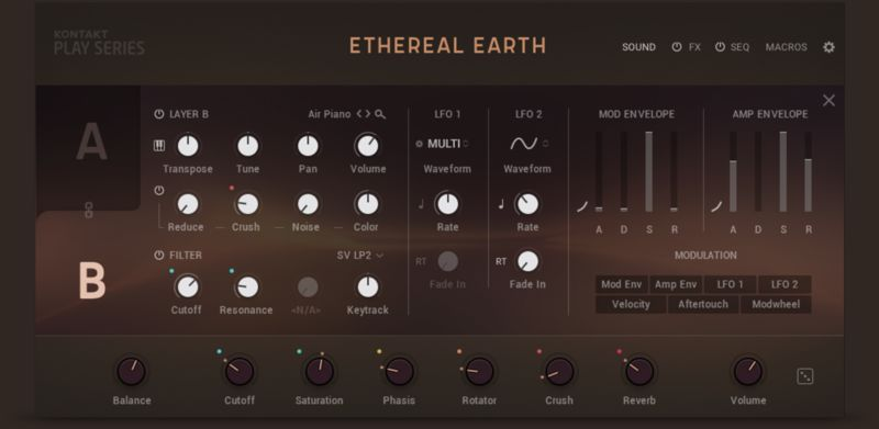 Native Instruments Ethereal Earth - provst.net