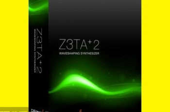 Z3TA+ 2 Waveshaping Synthesis Crack